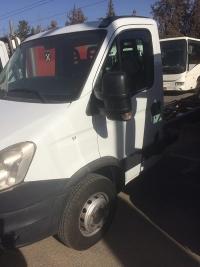דיילי משאית שלדה תא יחיד 4X2