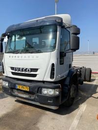 יורוקרגו משאית שלדה 4X2