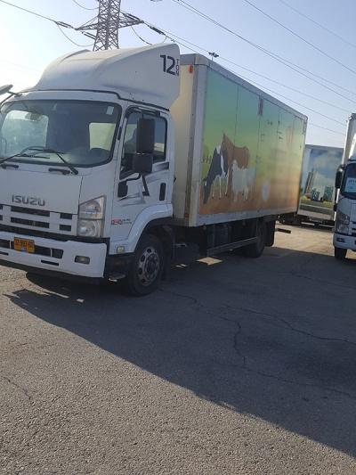 שונות משאיות איווקו למכירה - איווקו טרייד אין 2013   משאיות יד שניה MK-04