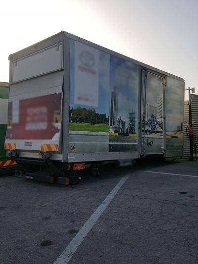 נפלאות משאיות איווקו למכירה - איווקו טרייד אין 2013 | משאיות יד שניה YD-33