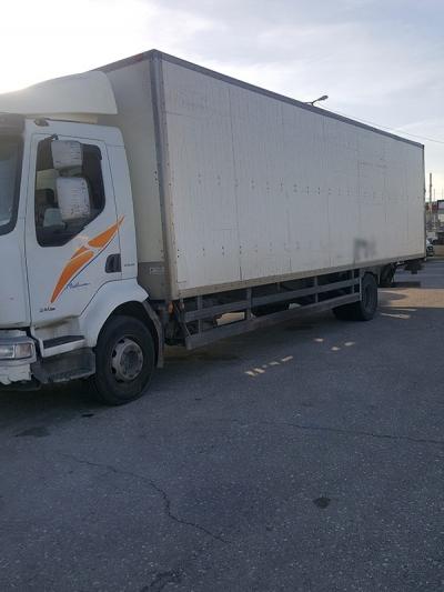 מדהים משאיות איווקו למכירה - איווקו טרייד אין 2013 | משאיות יד שניה YI-25