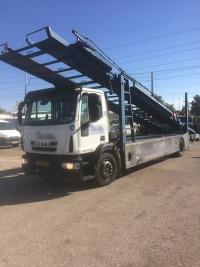 יורוקארגו משאית להובלת רכב 4X2
