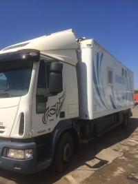 יורוקארגו משאית מגורים 4X2